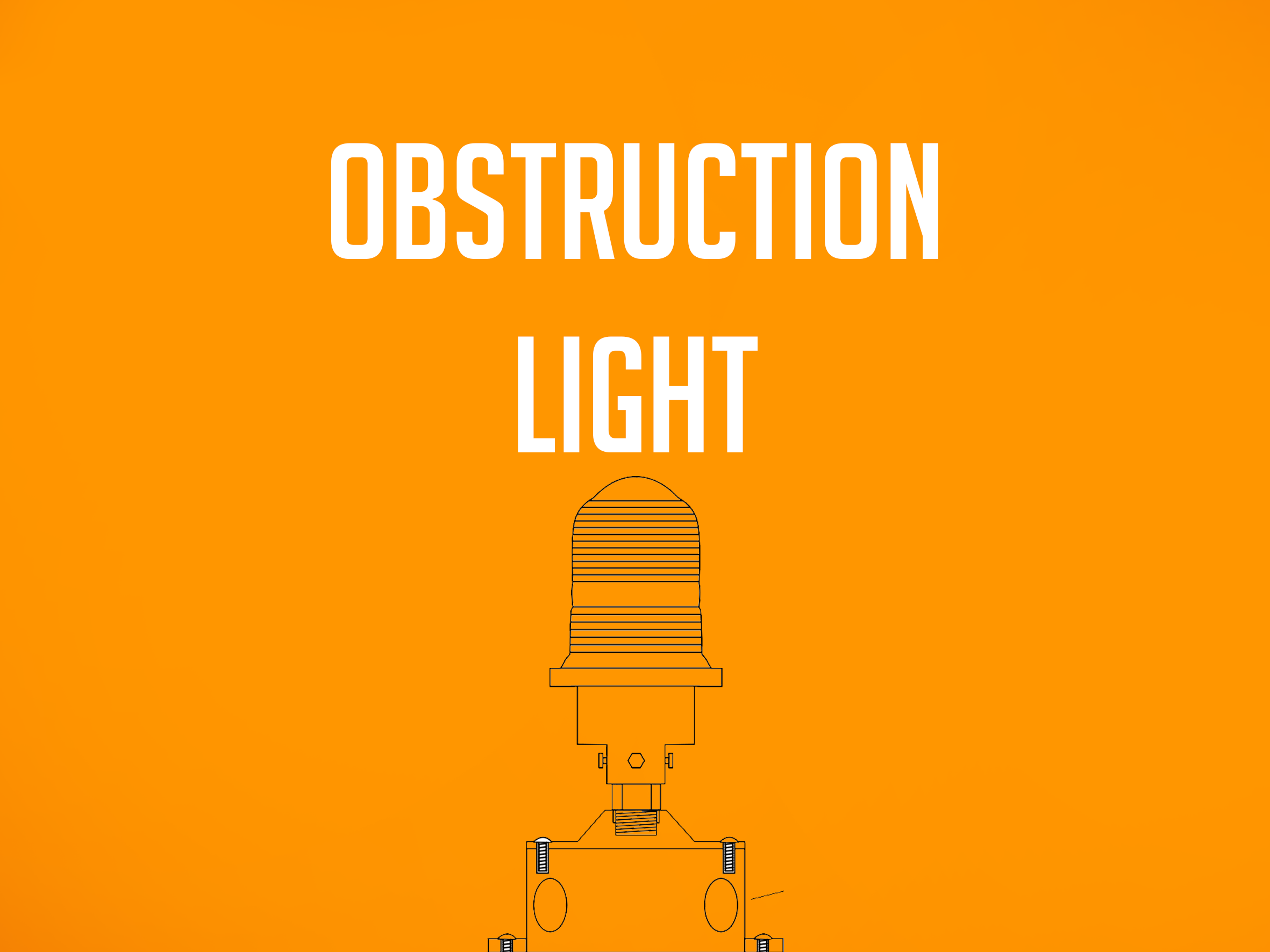 OBSTRUCTION LIGHT